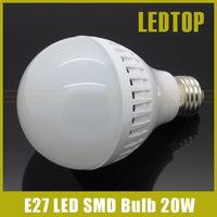 New E27 20W Led Bulb 5730 2835 SMD Lamp AC 220V 230V Light Warm Cold White For Home chandelier High Lumens Bombillas Spotlight