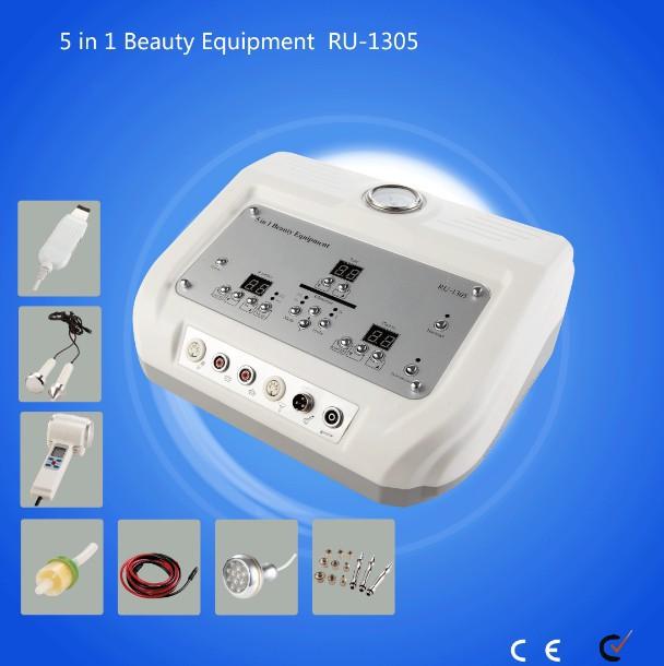 Iced thermal conductivity meter multifunctional beauty instrument shovel Paper / ultrasonic IPL diamond dermabrasion / cold hamm(China (Mainland))