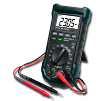 HOT !!  MS8268 3 3/4 AUTORANGE DIGITAL MULTIMETER Full Protection AC/DC Ammeter Voltmeter ohm Frequency Electrical Tester