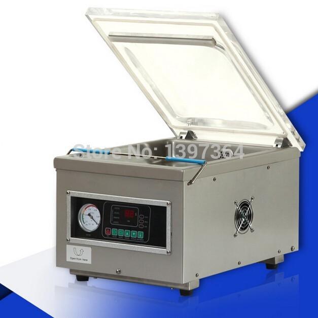 high quality table top egg/meat vacuum sealing machine vacuum bag sealer vacuum chamber(China (Mainland))