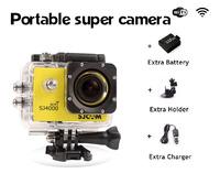 Puhui original SJ4000 WIFI SJCAM brand action waterproof camera equipped with underwater sports DV camera