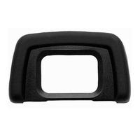10PCS DK-24 DSLR Camera Viewfinder Eyecup Eye Cup Cover Fits for D5000 DSLR Camera Wholesale