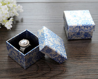 New Arrival Fashion Jewelry Ring Gift Packing Box Free Shipping