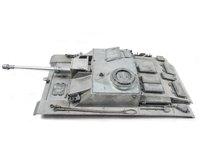 Mato 1/16 Stug III metal upper hull for Mato Stug III 1226 100% metal tank, with recoil barrel gun