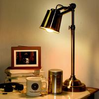 Iron saving reading lamps bedroom studio creative study lamp eye study