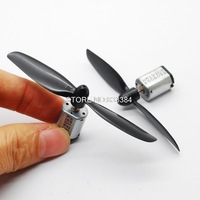 hot sale!! 2 pairs strong magnetic Model Motor Kits with Propeller 4 propeller 4 motors