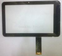"7"" tablet capacitive touch screen panel 04-0700-0618 v2 handwritten screen"