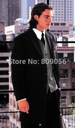 Свадебный мужской костюм Groom tuxedo 2015 noivo S268