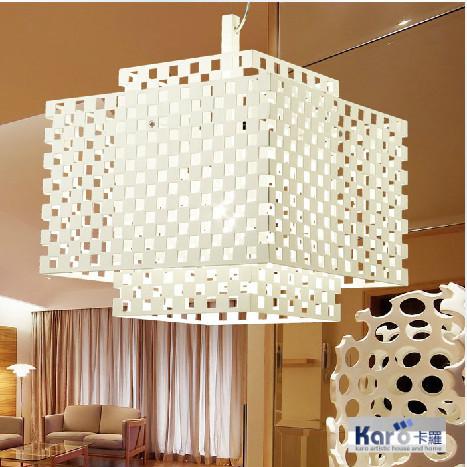 [ Carlo ] Milan art modern minimalist bedroom living room dining lamp lights hanging personality [ Princess ](China (Mainland))