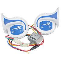 Digital Electric 12V Siren Loud Air Snail Horn magic 18 Sounds Car Truck Vehicle