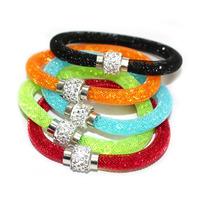MIn order is $8!! Stardust Bracelet for Women Crystal Rhinestone Bracelets 2015 NEW Design wrap Bangle Wristband