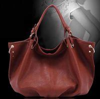 Top sale women's genuine leather handbag Messenger and shoulder bag simple and elegant design free shipping