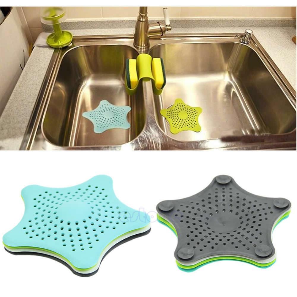 Kleine Badkamer Wasbak ~ nieuwe badkamer douche afvoer deksel zeesterren haar gootsteen zeef
