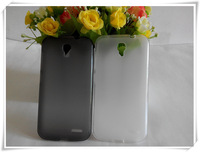 20 pcs/lot+FREE SHIPPING,Pudding TPU Soft Case For Alcatel One Touch Pop 2 4.5 5042X 5042F 5042A 5042W 5042G, high quality !
