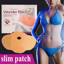20pcs 4pack Wonder Patch Abdomen treatment patch Lose weight fast Slim patch fat burners 30 days