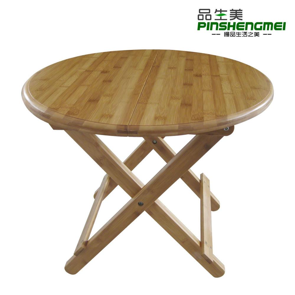 Produits De Sant Et De Beaut Bambou Table Pliante Petite