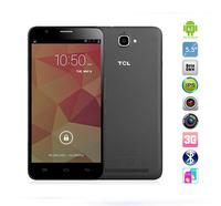 "In stock!Original TCL S720 5.5"" 1280x720P MTK6592M Octa Core 1.4GHz Mobile Phone 1GB RAM 8GB ROM 8MP 3300MAH OTG WCDMA 3G"