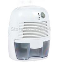 New Portable Mini Dehumidifier 55W Electric Quiet Air Dryer 100V 220V Compatible Air Dehumidifier Home, Bathroom, Car