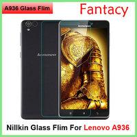 Original Nillkin Glass Film For Lenovo A936 Note 8 Amazing H Nanometer Anti-Explosion Tempered Glass Screen Protector Film