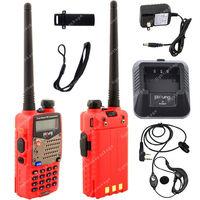Pofung UV-5RA VHF/UHF Dual Band 136-174/400-520 DTMF CTCSS Two Way Radio  LB0579