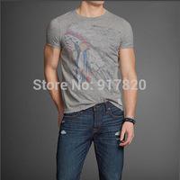 GREY COOL men cotton short sleeve t-shirts tee tops shirts NEW S M L XL