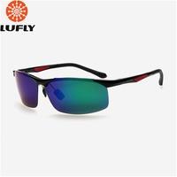 New 2015 men polarized sunglasses  High-grade aluminum-magnesium alloy men sun glasses oculos de sol masculino FSK8132