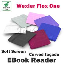 for Wexler Flex One flexible 6 inch, e-ink, ebook reader, ereader, ink, books free shipping