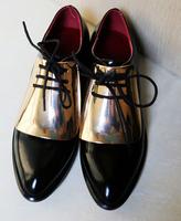 Женская обувь на плоской подошве 2015 Hasp da xiao ma 122702