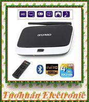 XBMC fully loaded Android TV Box MK888 1GB Ram 8GB Rom Quad Core RK3188 Cortex A9 MK888B Bluetooth Full HD Media Player CS918
