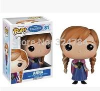 Funko POP ice Enchanted Doll boxed spot snow queen Ayesha Elsa Princess Anna Anna hand decoration model