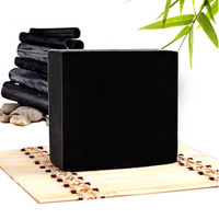 к 2015 году новой активной энергии бамбука турмалин мыло для ance лицо & тело Красота Здоровый уход