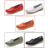 NEW 2015 women flats oxford shoes woman genuine leather shoes Comfort woman Shoes sapatos femininos sapatilha29