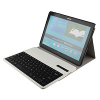Flip Ultra Thin Detachable Stand ABS Bluetooth Keyboard Leather Case Smart Cover For Samsung Galaxy Note Pro 12.2 P900/P901/P905
