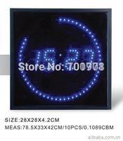 yellow led display desk clock 7- segment red remote 4 digital led waterproof countdown timer
