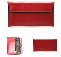 women purses genuine leather purse for women messenger bags envelope leather wallet card package clutch cion purse handbag