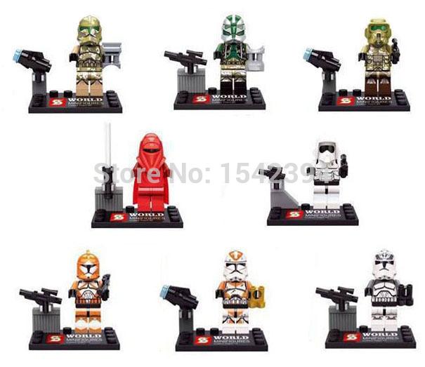 Детское лего Minifigures 8 /sy265 детское лего elephant minifigures 16 diy jx1001 1002