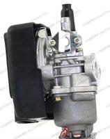 49CC Pocket Bike Engine Carburetor Carb Air Filter Set For 49CC Mini Quad 2 Stroke Motorized Bicycle Gas Scooter Air Cleaner