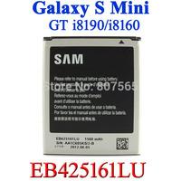 1500mah EB425161LU Battery For Samsung Galaxy S3 III mini GT-I8190 Ace II GT-i8160 S Duos S7562 Batterie Bateria Accumulator