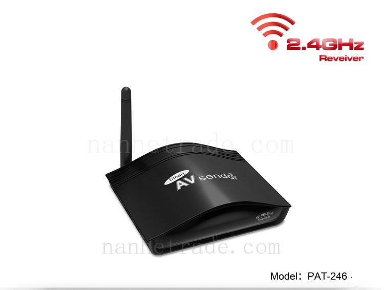 Оборудование для Радио и Телевещания OEM 246 2.4g /std /V + PAT246 PAT-246 оборудование для радио и телевещания cheap infrared remote extender 1 emitters 1 receiver hidden ir repeater system usb power tk0145