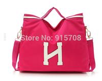 2015 new handbags in Europe and America waterproof nylon shoulder bag Messenger bag leisure bag large canvas bag