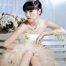 2015 HOT Elegant Sparkly Crystal Rhinestone Crown Tiara Wedding Prom Bride s Headband wedding headband CQ0516