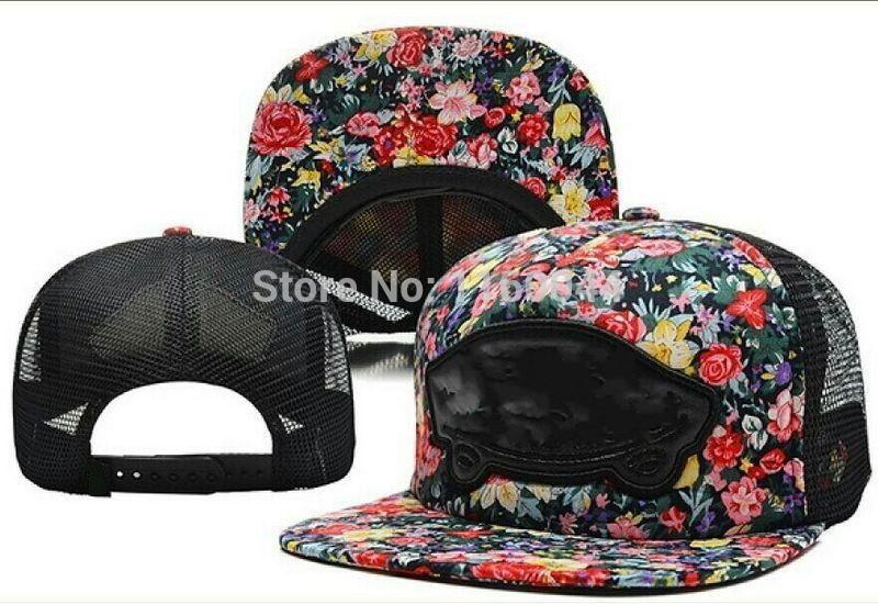 Vans Snapback Floral Vans Snapback Caps New Men