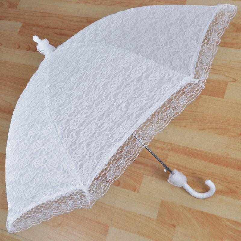 Popular White Wedding Umbrella