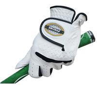 Free shipping Genuine leather men women golf gloves sheepskin gloves men's golf gloves Import high quality wholesale