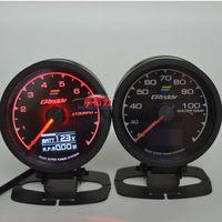 high quality 62 mm pressure gauge Fuel pressure gauge/ Oil temperature gauge Water temperature auto meter