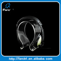 Clearly Headphone Stand Acryl For Retail Display