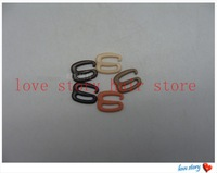 Plastic S Hook for make wig cap adjustable hook and S Hook for make lace wig cap use can adjust the wig caps size