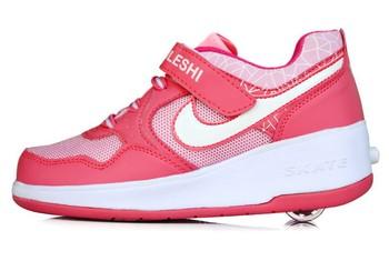 Новый по уходу за детьми heelys ролик обувь с колесами детей обувь кроссовки для детей мальчики девочки zapatillas ruedas