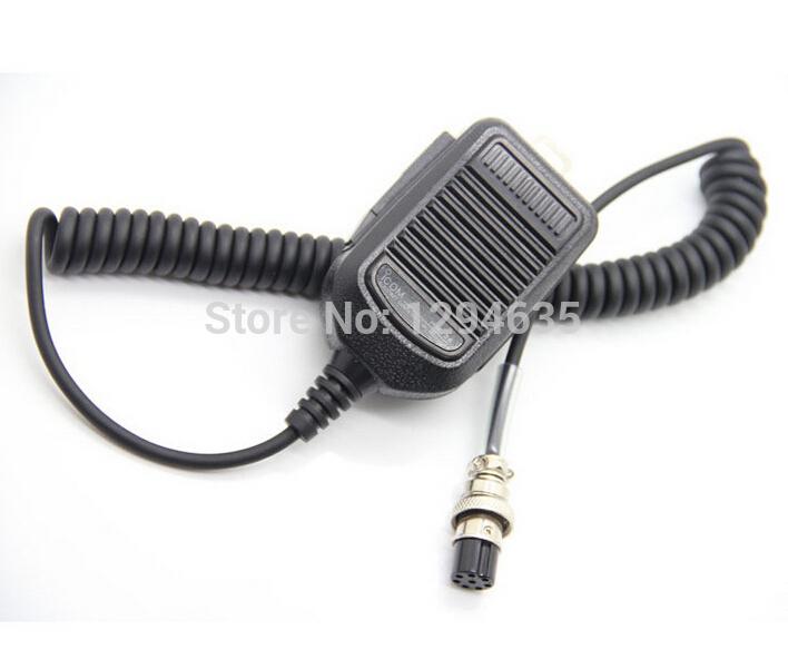 2014 New Free shipping!Handheld Speaker Mic for ICOM Radio IC-28 7800 746 718 900 756 3200 7200 J0133A Eshow Free shipping(China (Mainland))