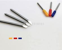 15pcs 45/60/30 degree Summa D Blades Cutting Plotter Vinyl Cutter Knife for Summa(China (Mainland))
